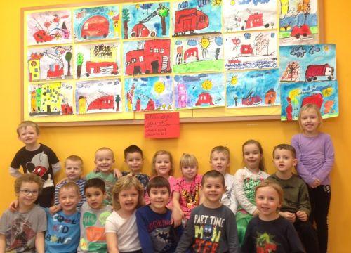 Úspěch ve výtvarné soutěži dětí z BERUŠEK