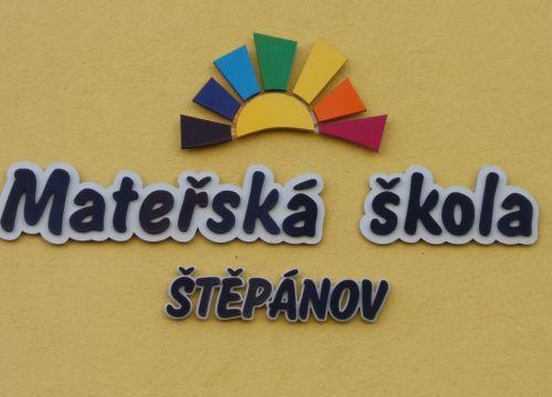 OZNÁMENÍ o PŘERUŠENÍ provozu MŠ Štěpánov k 17.3.2020