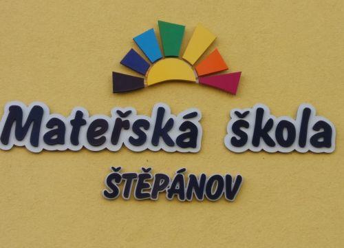 Žádost dítěte k PRÁZDNINOVÉMU provozu od 6.8. do 24.8.2018 ( provoz MŠ Štěpánov )